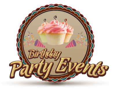 Birthday Party Planners Hyderabad logo